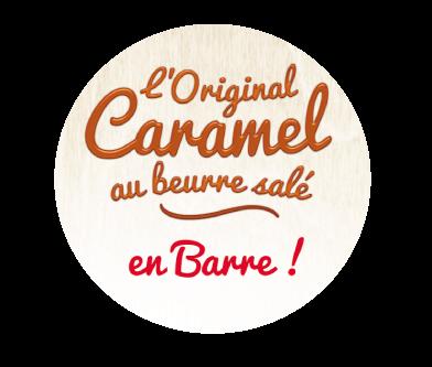 original caramel beurre salé barre