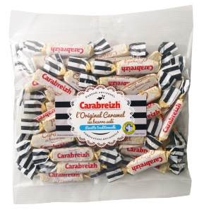 paquet caramel en barre carabreizh