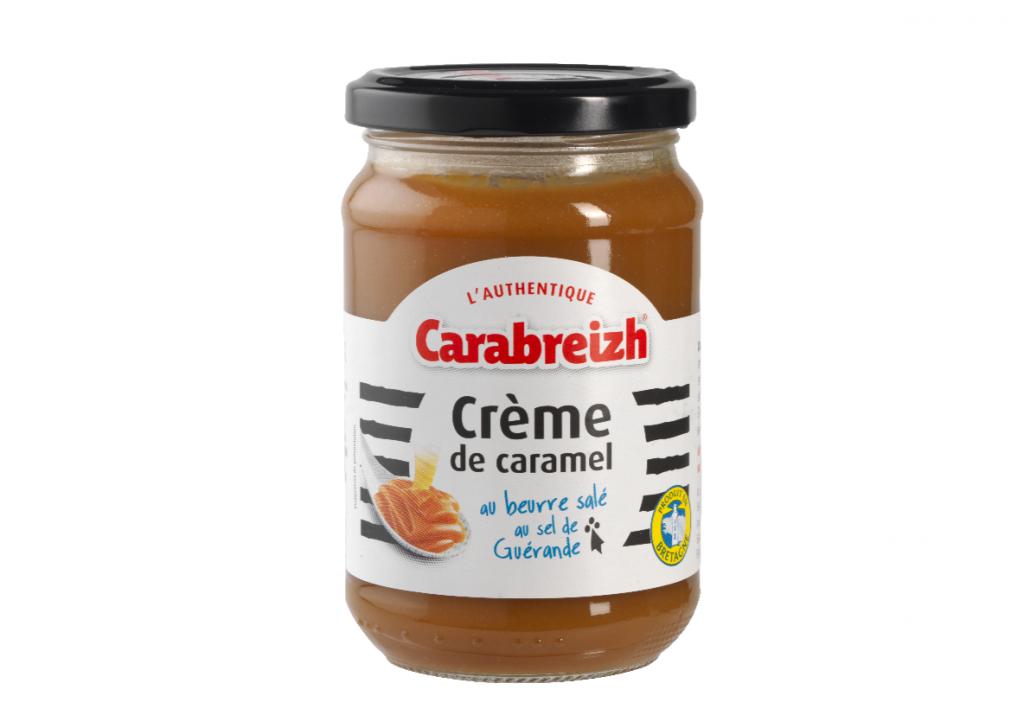 pot crème caramel 340g