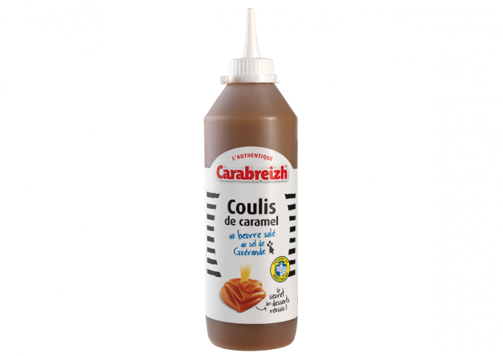 squeezer coulis caramel 600g
