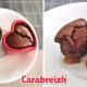 coeur coulant recette caramel chocolat