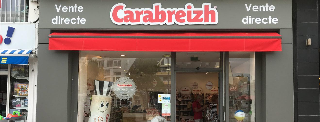 boutique Carabreizh Quiberon