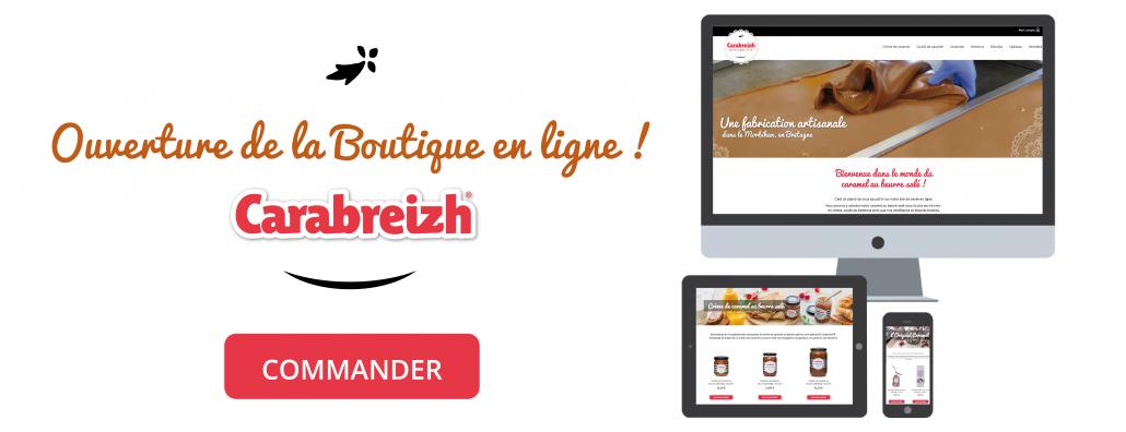 boutique en ligne caramel beurre salé bretagne carabreizh