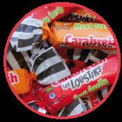 bonbons fruits loustiks breton