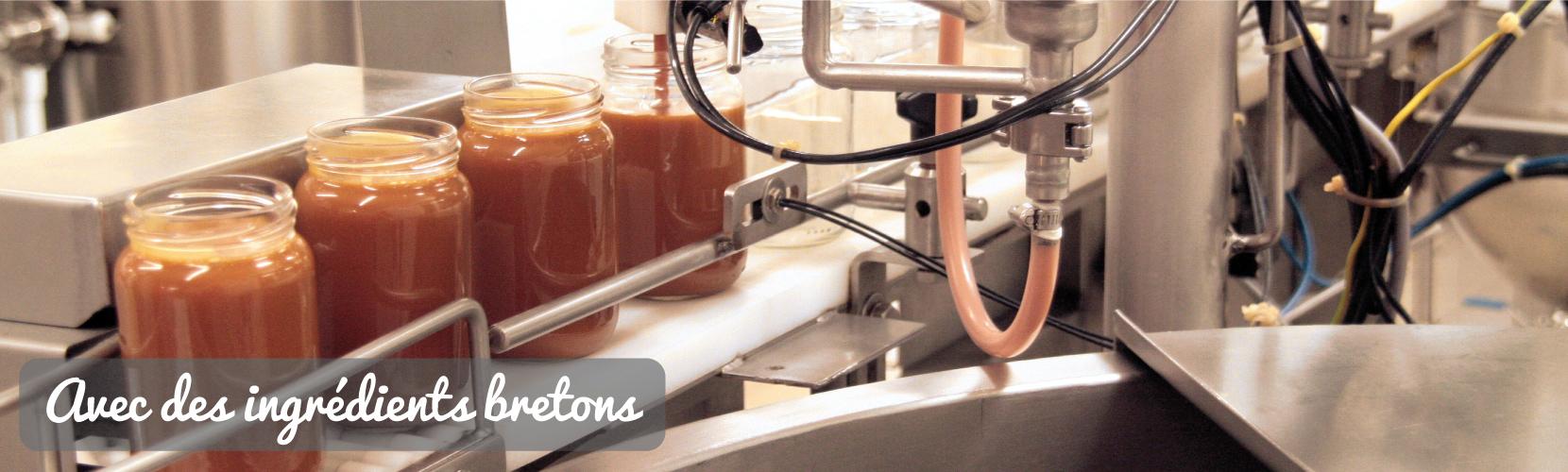 iingredients bretons caramel