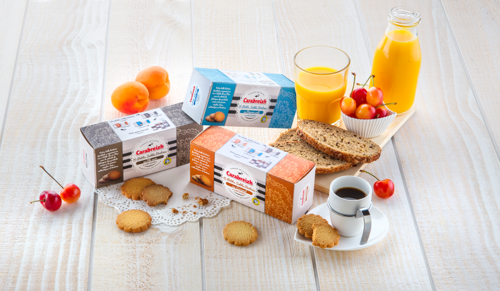 biscuits sablés bretons carabreizh